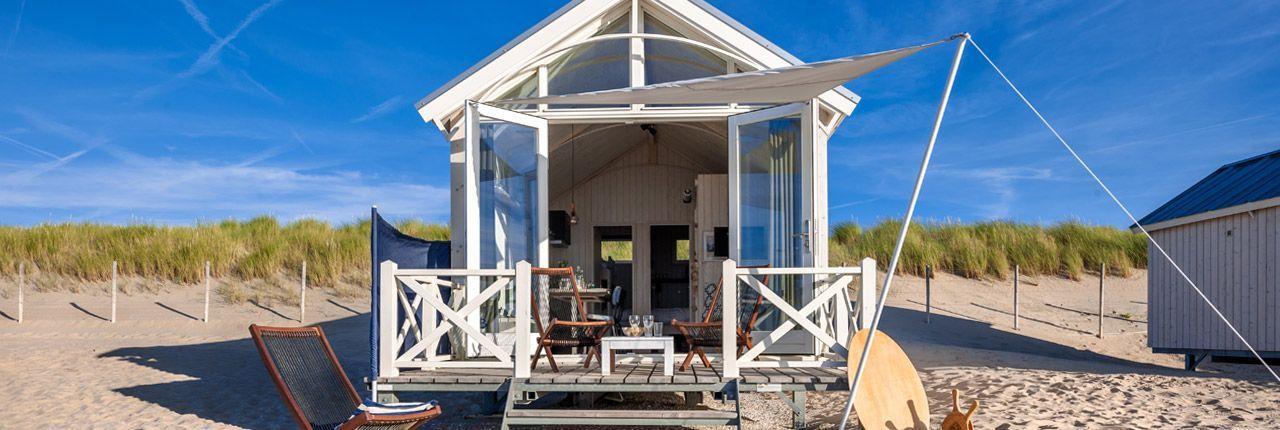 strandhauser holland f r einen wundersch nen ferien am meer. Black Bedroom Furniture Sets. Home Design Ideas